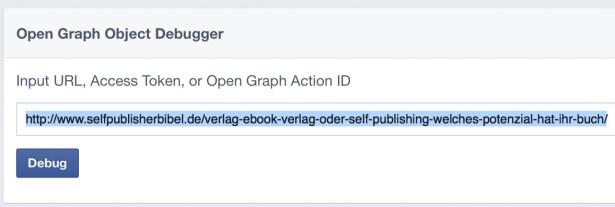 Der Open-Graph-Debugger