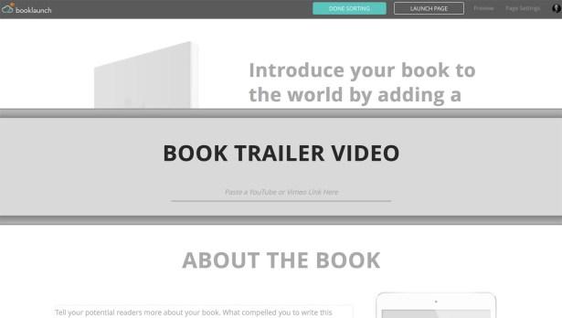Der Webbaukasten von Booklaunch.io
