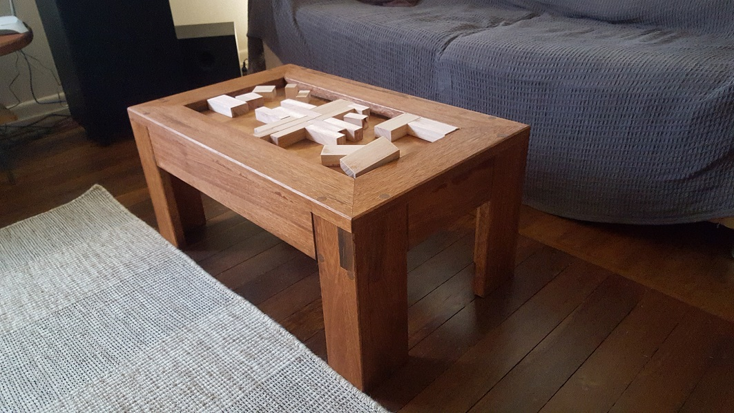 How To Build A Puzzle Table