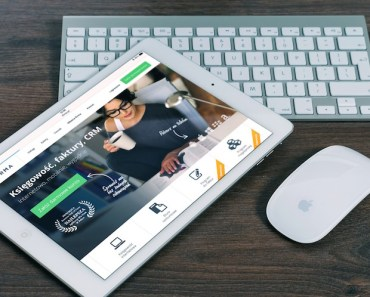 iPad Website