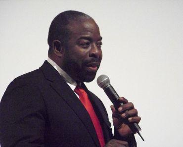 Les Brown speaking
