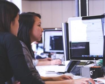 Women Working Office
