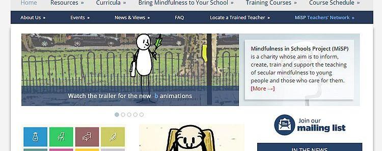 Mindfulness in Schools