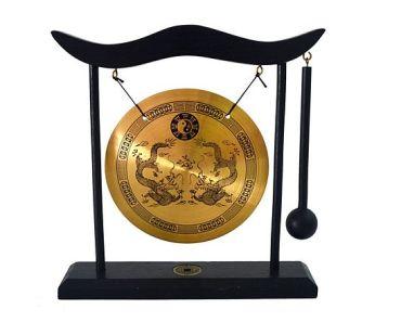 Zen Art Brass Table Gong