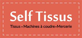 self tissus tissus au metre mercerie