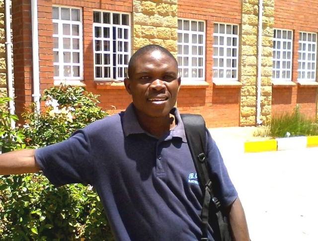Mr. Itumeleng Potsanyane