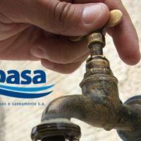 Luís Eduardo Magalhães: Abastecimento de água ficará interrompido em dez bairros nesta sexta-feira (19)