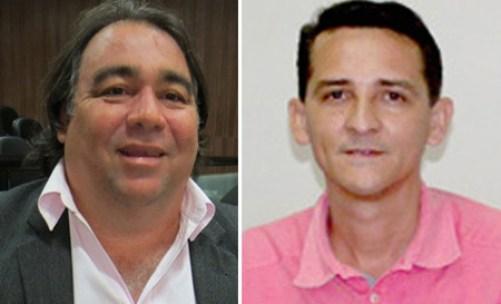 Marcelo Mariani, de Cotegipe e Leopoldo Neto (Popo), de Angical.
