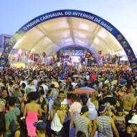 Forças de Segurança Pública apontam o Barreiras Folia como o carnaval mais tranquilo nos últimos quatorze anos