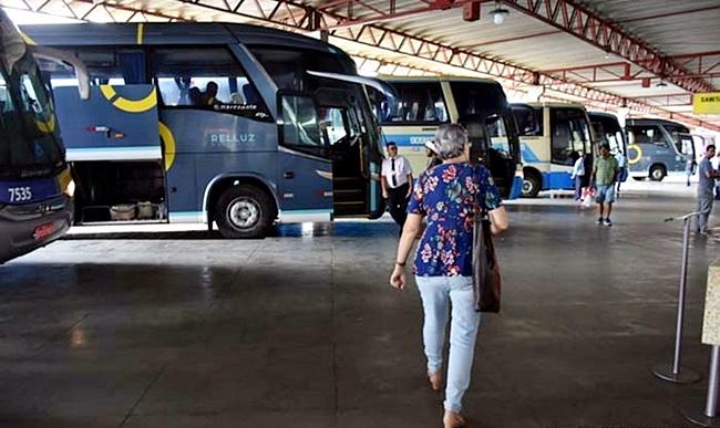 Bahia passa a ter 18 cidades com transporte intermunicipal ...