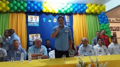 Prefeito de Ruy Barbosa Cláudio Serrada - Foto Kleber Medrado