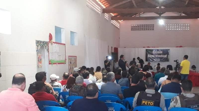 Ibicoara sedia assembléia do consórcio Chapada Forte