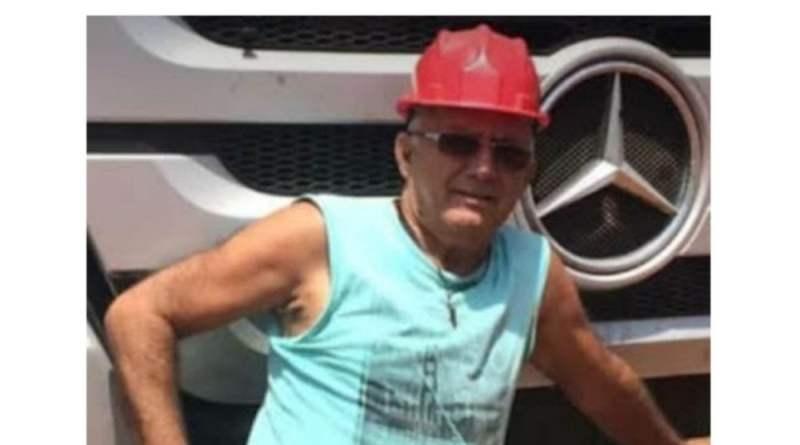 Caminhoneiro está desaparecido e famíliares oferecem recompensa por informações