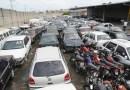 Detran arrecada R$ 2,3 milhões em leilões de veículos e sucatas