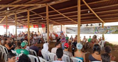 Jornada Agroecológica é realizada em Utinga