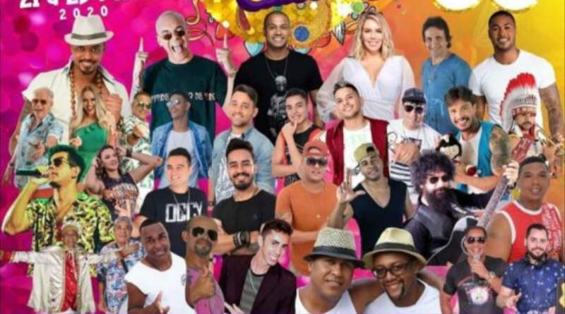 Carnaval de Rio de Contas atraí turistas de todos os estados