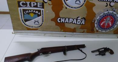 Após fazerem família de refém, um morre em confronto com a CIPE em Ruy Barbosa