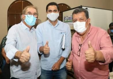 Wilson Cardoso é eleito presidente do Consórcio Chapada Forte