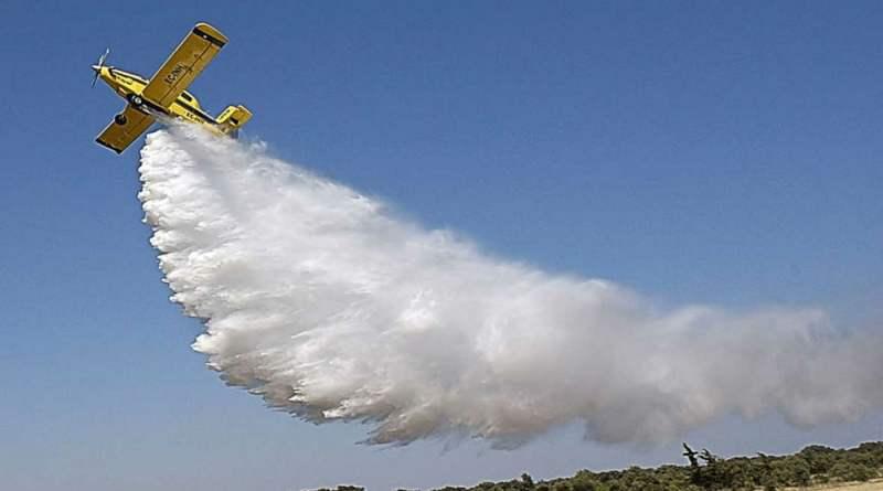 Chapada Diamantina está na lista pra receber avião de combate a incêndio do Governo Federal