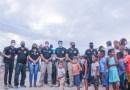 Delegacia Territorial de Iaçu realiza ação solidária para crianças do município