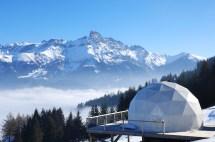 Whitepod Hotel De Luxe Minimaliste En Suisse