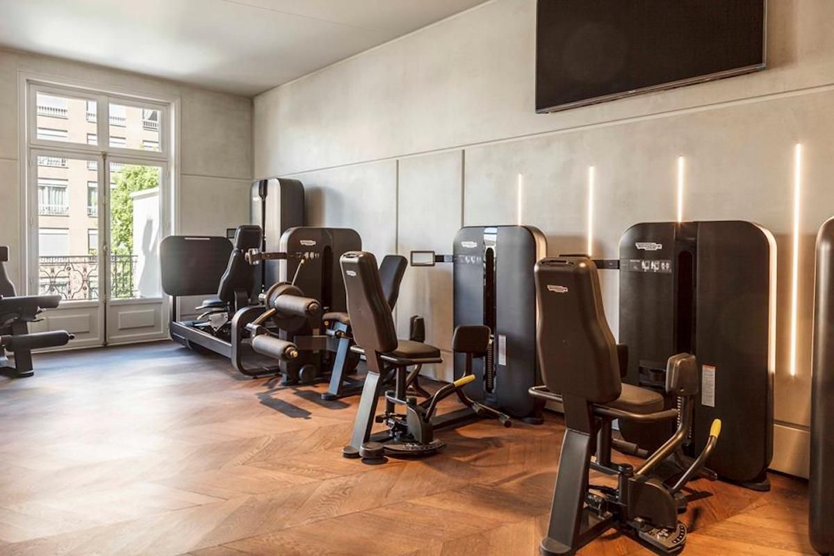 7 salles de sport de luxe a paris