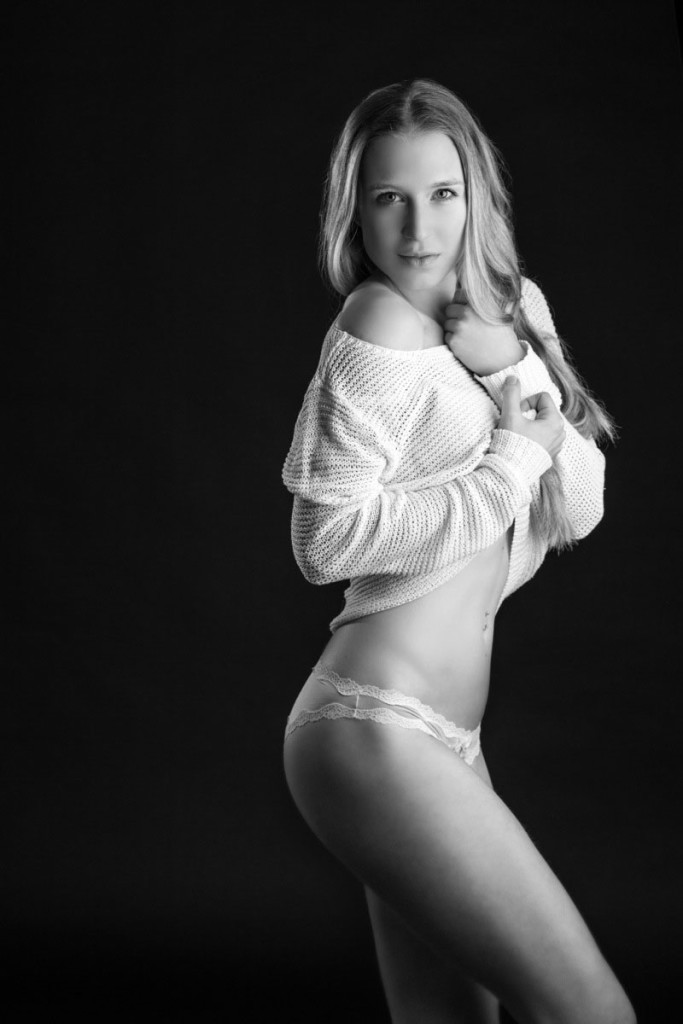 AKT  EROTIK Fotoshooting  Selina Fischer Fotografin