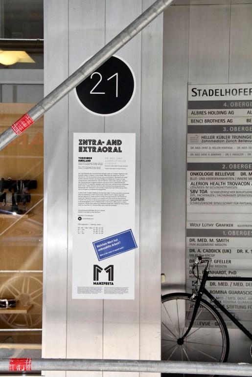 Beim Bahnhof Stadelhofen