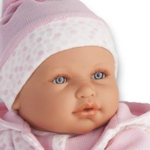 Babypoppen Antonio Juan  Selintoys