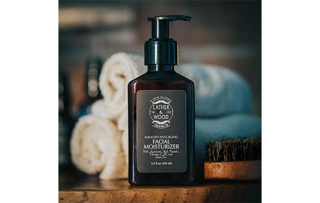 Lather Woods Luxurious