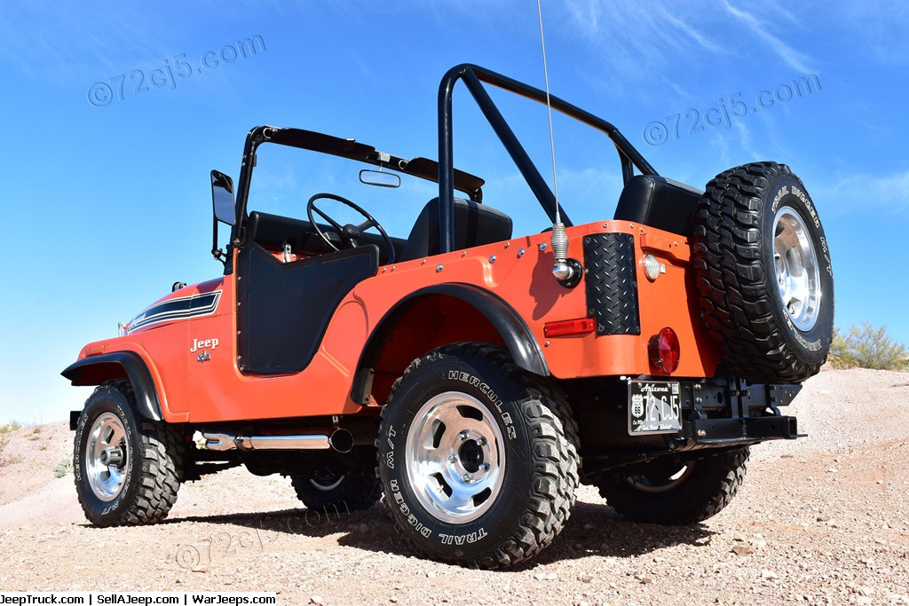 Jeep Cj5 Renegade 6