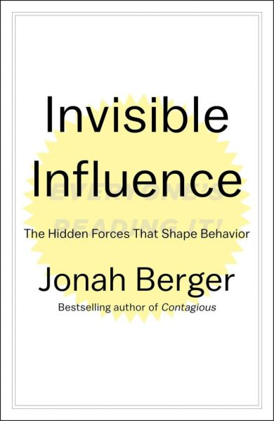 Invisible Influence - Book Review
