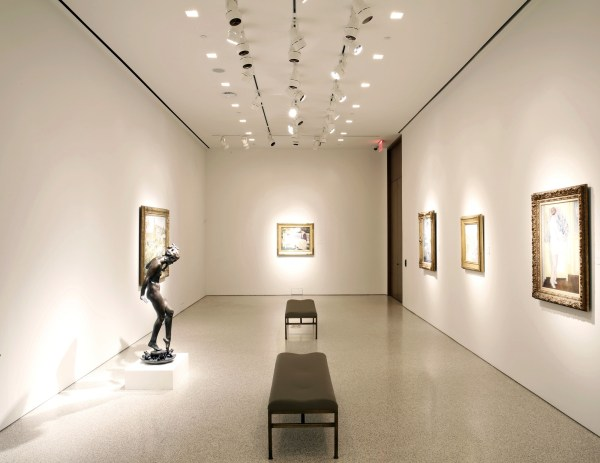 Christie Rockefeller Center - Selldorf Architects York
