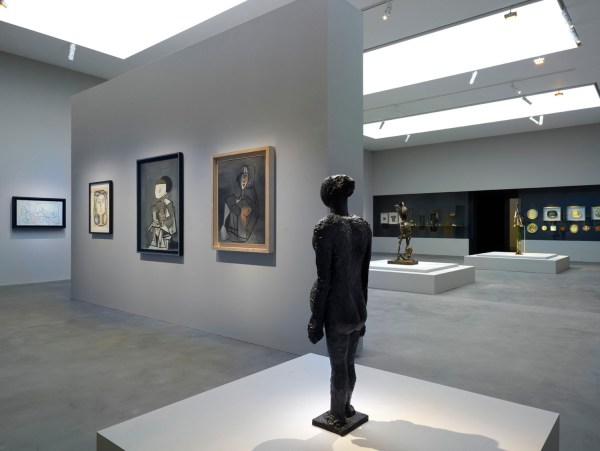 Gagosian Exhibition Design - Selldorf Architects