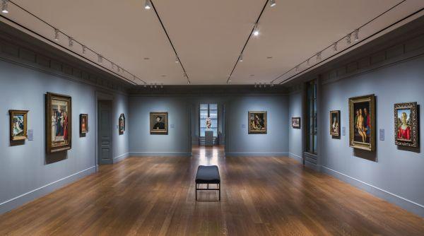 Clark Art Institute Interior
