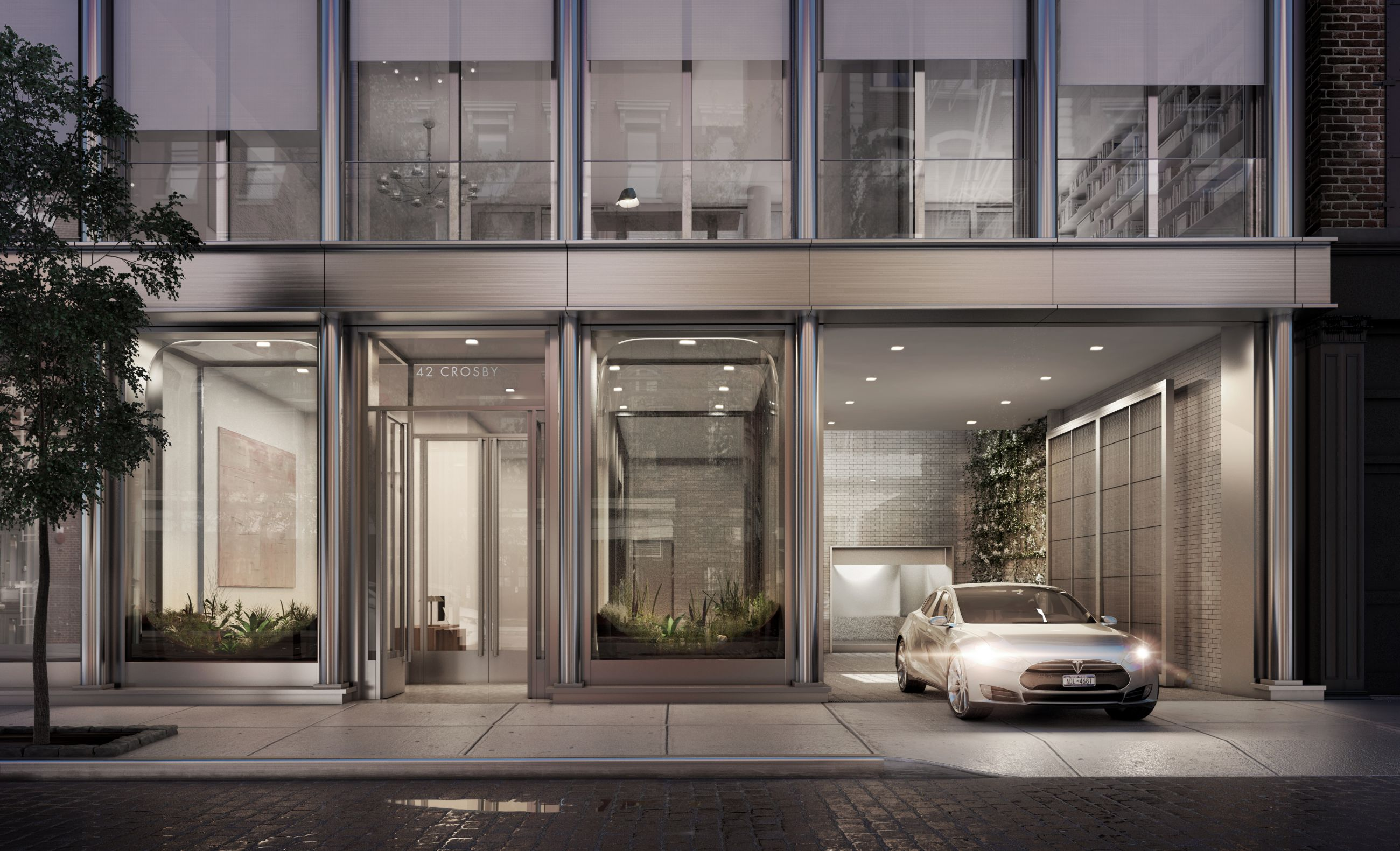 42 Crosby Street  Selldorf Architects  New York