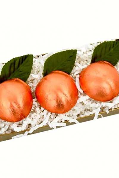 Photo of Chocolate-Shaped Peaches