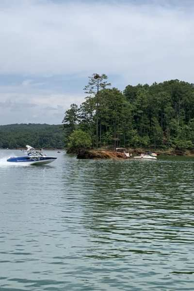 Carters Lake Ellijay Ga