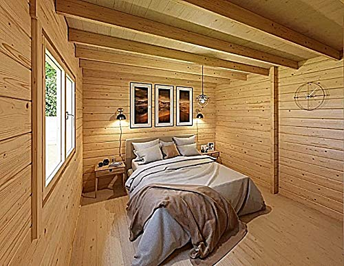 Tiny House Bedroom Sellect Realty