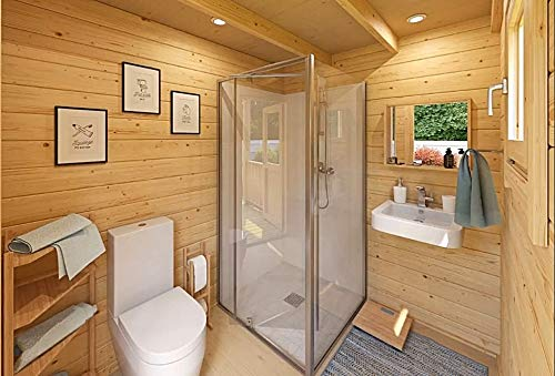 Bathroom Tiny House Sellect Realty