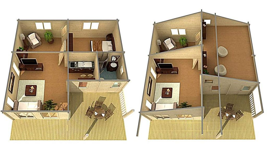 Tiny House Plans Sellect Realty