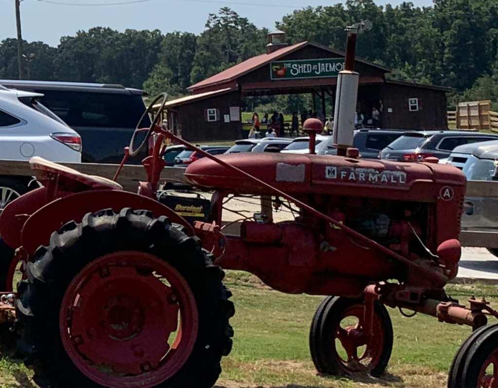 Agritourism Rides at Jaemor