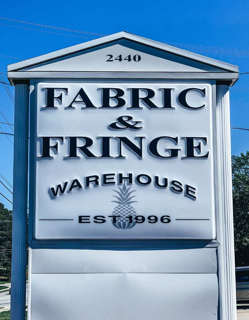 Where to buy upholstery fabric in Georgia