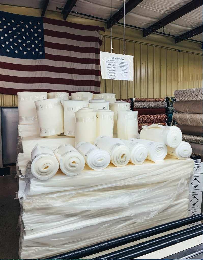 Where to buy upholstery fabric in Atlanta