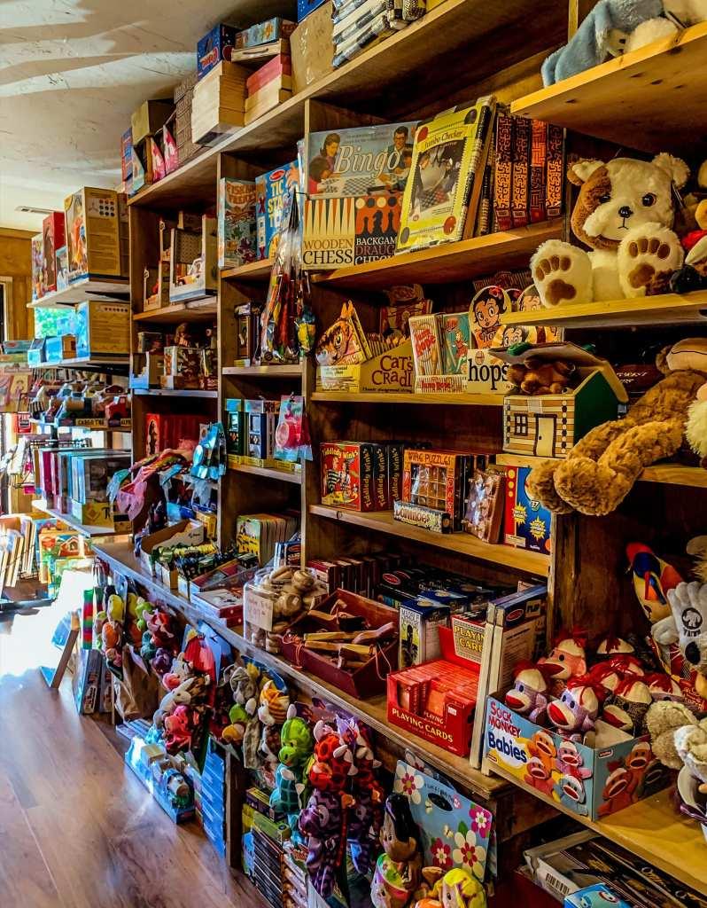 Hucks Toy Store Blue Ridge GA