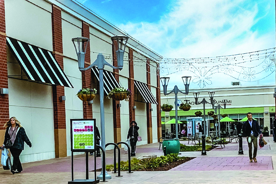 Outlet Shoppes at Atlanta Outdoor Outlet