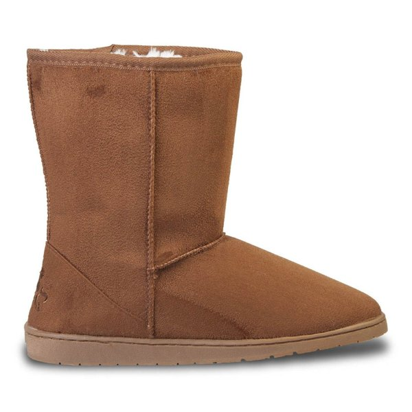 Microfiber Boots for Women