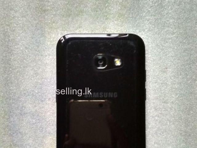 Samsung Galaxy A5 2017 Black 32GB Wariyapola - selling.lk in Sri Lanka