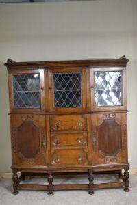 Very Narrow & Tall Amberg Oak Filing Cabinet Drawers ...