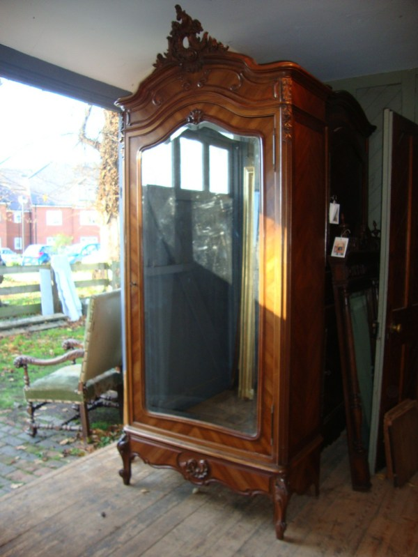 French Louis Xv Style Armoire 250914